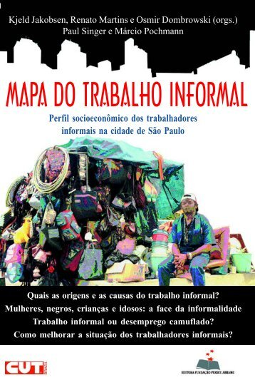 MAPA DO TRABALHO INFORMAL