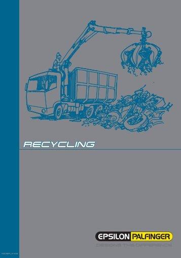 bijlage: Brochure M100L Recycling - Palfinger