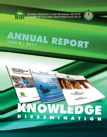 IRTI Annual Report (1432 / 2011) (English)