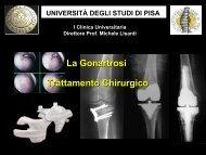 7. Tratt Chirurg Gonartrosi.pdf - Azienda USL 5 Pisa