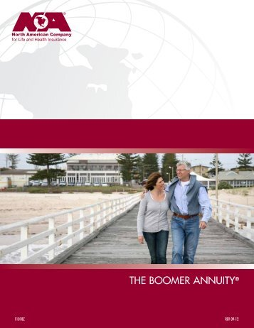 The Boomer AnnuiTy®