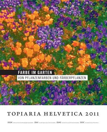 Farbe im Garten - johannesstoffler.ch