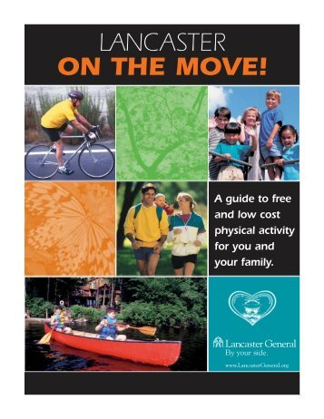 parks guide 5/05 - Lancaster County