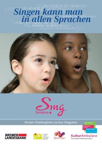 Singen kann man in allen Sprachen - Krankenhaus-Museum Bremen