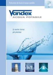 depliant acqua potabile - Harpo S.p.A.