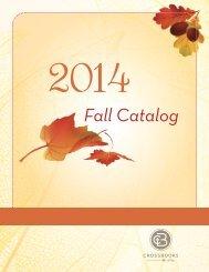 2014-FallCrossbooksCatalog