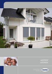 Zip Screen - Hohmann Sonnenschutz