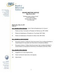 Policy and Advocacy Committee Meeting Notice - California