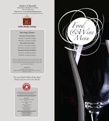 New-Menu-April -2011-FINAL.pdf - John Brady Group