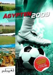 Fussballtrainingslager - Fussball Camps