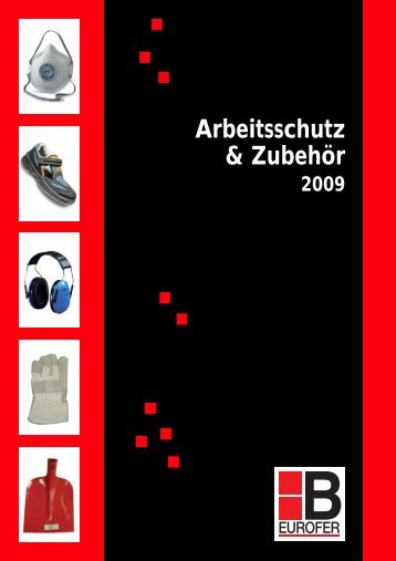 Arbeitsschutz & Zubehör - Hilger-interfer SA