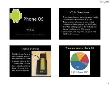 Phone OSOS