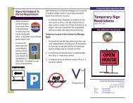 Temporary Sign Brochure for 2009.pdf - City of Boulder City