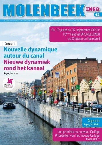molenbeek info - Molenbeek - Région de Bruxelles-Capitale