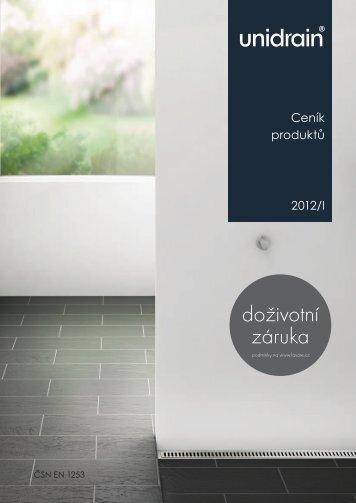 Ceník - Koupelny pro Brno