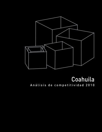 Coahuila - Instituto Mexicano para la Competitividad AC