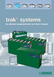 trak® systems trak® systems - Hoppecke