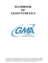 Geosynthetics Handbook - 8-18-11