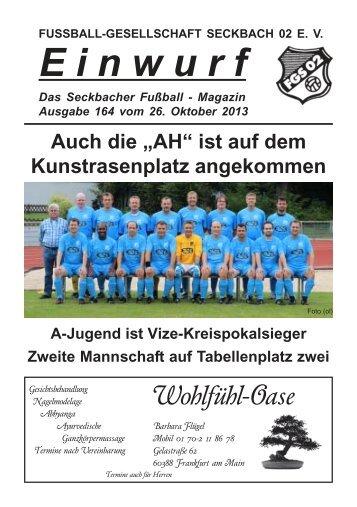 Ausgabe 164 - FG Seckbach 02