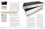 Test SM-01 & SP-01 GM2000 1 - Magnet Technology
