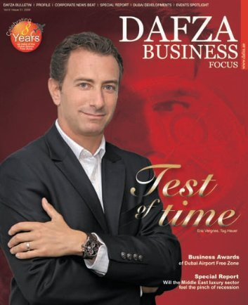 Dafza Sept - dec Issue.indd 1 1/21/09 4:42:24 PM