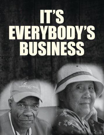 It's Everybody's Business - Winnipeg Regional Health Authority