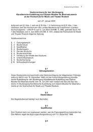 Diplom - Hochschule für Musik und Theater Rostock