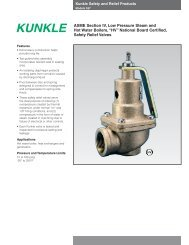 """ASME Section IV, Low Pressure Steam and Hot Water Boilers, """"HV ..."""