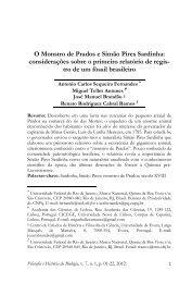 O Monstro de Prados e Simão Pires Sardinha - ResearchGate