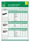 Neue MANN-FILTER für Landmaschinen - Mann & Hummel - Page 2