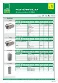Neue MANN-FILTER für Landmaschinen - Mann & Hummel - Page 3