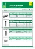 Neue MANN-FILTER für Landmaschinen - Mann & Hummel - Page 4
