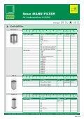 Neue MANN-FILTER für Landmaschinen - Mann & Hummel - Page 7