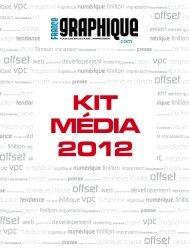 Télécharger le Média Kit 2012 au format PDF - Industrie.com