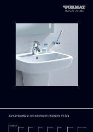 FORMAT Sanitärkeramik