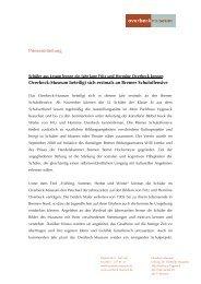 Pressemitteilung Overbeck-Museum beteiligt sich erstmals an ...