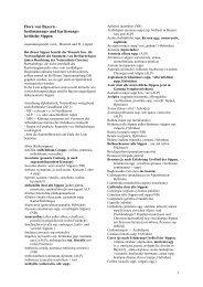 und kartierungskritischen Sippen - Botanischer Informationsknoten ...