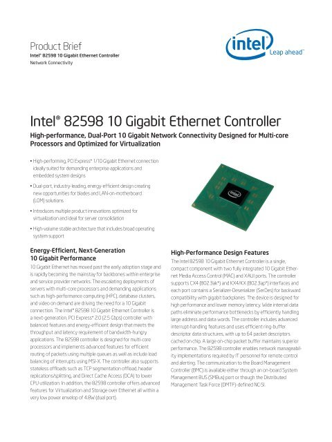 INTEGRATED ONBOARD INTEL 8254X NETWORK DRIVER FOR PC
