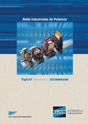 catalogo SCHRACK-ELION fondo - Comercial Arturo Abos sl