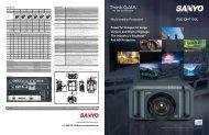 Multimedia Projector PDG-DHT100L - Audio General Inc.