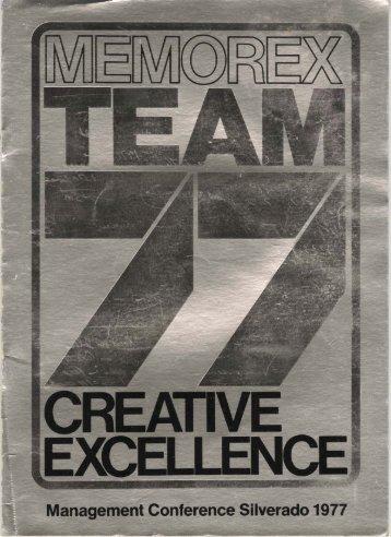 Memorex Silverado 1977