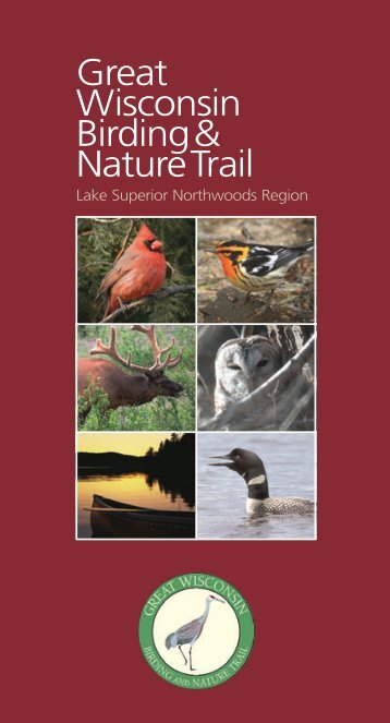 Great Wisconsin Birding& NatureTrail - Wisconsin Department of ...