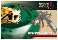 Brochure 5.0 (Page 1) - Precision Coatings, LLC