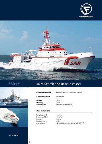 SAR 46 - Fr. Fassmer GmbH & Co. KG