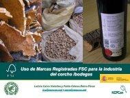 Uso de Marcas Registradas FSC para la industria del corcho ... - WWF
