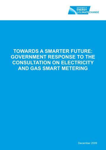 Towards a Smarter Future