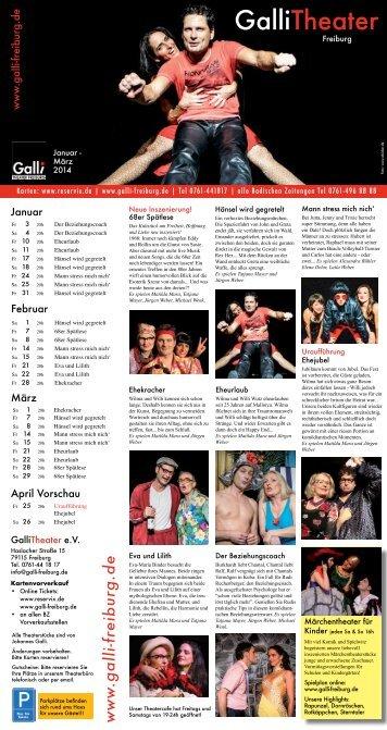 Spielplan_JanMaerz14_online - Galli Theater Freiburg