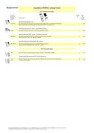 Preisliste - IP CCTV GmbH