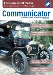 Communicator Winter 2011 - CNGL