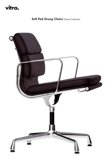 Soft Pad Group Chairs Eames Collection - Designcollectors.com